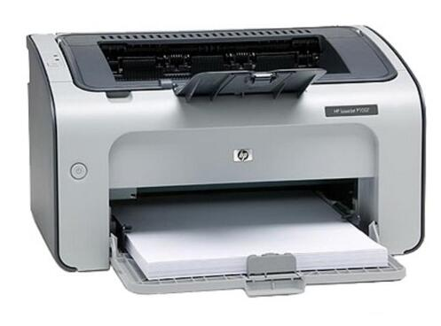 HP laser printers use hot stamping paper